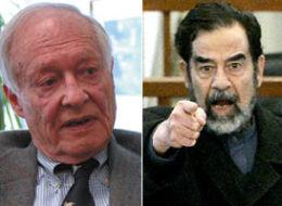 Simmons et Saddam