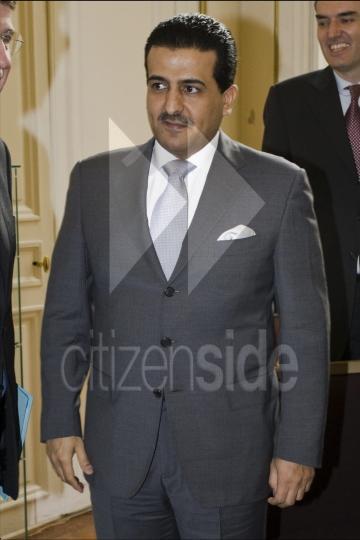 Bin Fetais al-Marri, père de Zohra Dati ?
