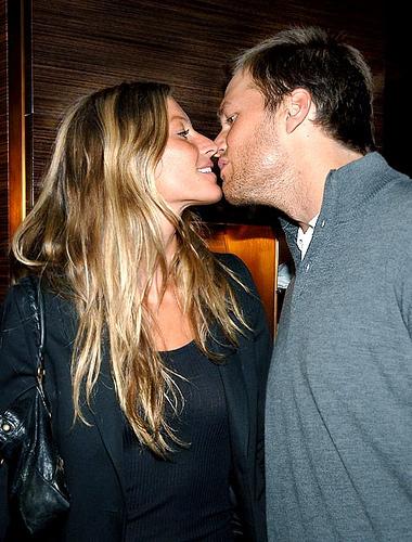 Gisèle Bundchen et Tom Brady