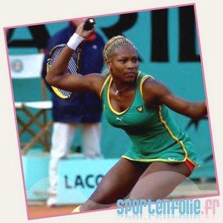 Serena Williams la lionne indomptable