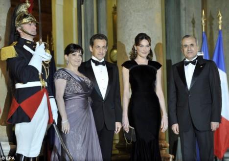 Waffa, Nicolas, Carla, Michel