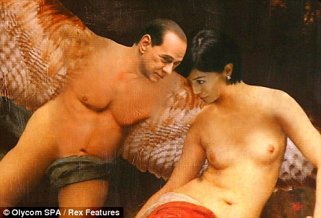 Berlusconi Pictures Naked 121