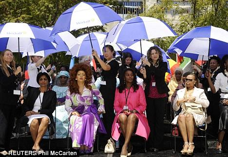 Les premières dames d'Afrique