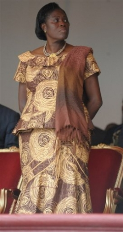 Nicole Gbagbo (photo/AFP)