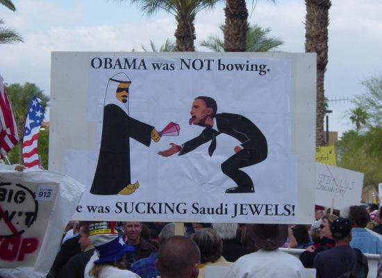 Que va dire l'Arabie Saoudite à Obama ?