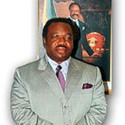 Ali Ben Bongo Ondimba