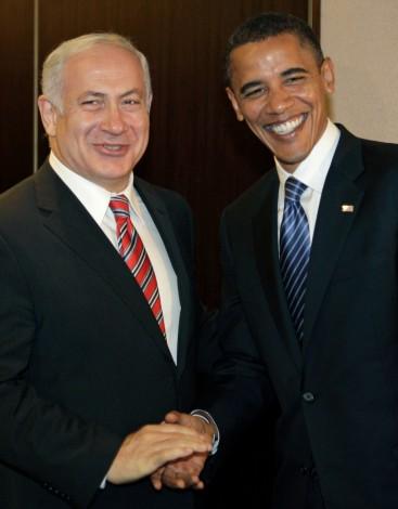 Netanyahou-Obama en Israël (Reuters)