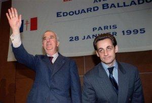 Balladur et Sarkozy
