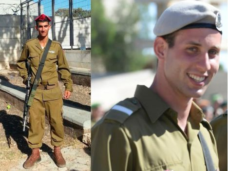 Le Sergent Bnaya Rubel, 20 ans