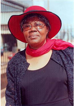 Madame veuve Nnanga